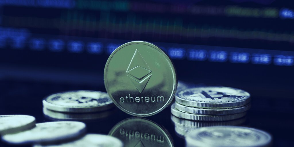 A Second Ethereum ETF Is Seeking SEC Approval - Decrypt