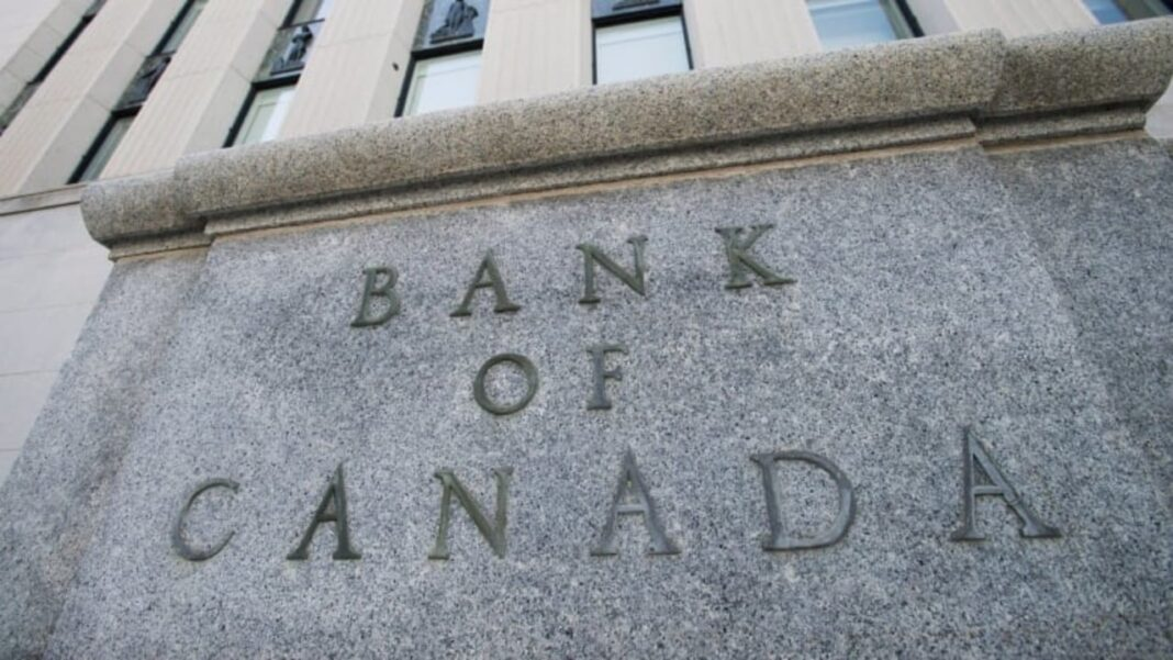 Bank of Canada Says Volatility is the Biggest Obstacle For Cryptocurrencies Acceptance as Payment