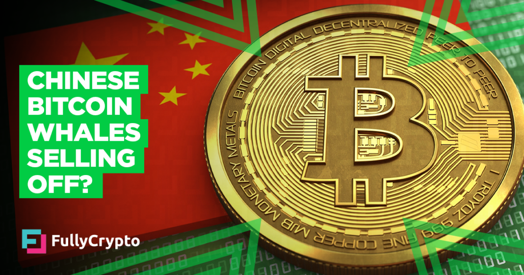 Could Chinese Bitcoin Whales be Behind Continual Selloffs?