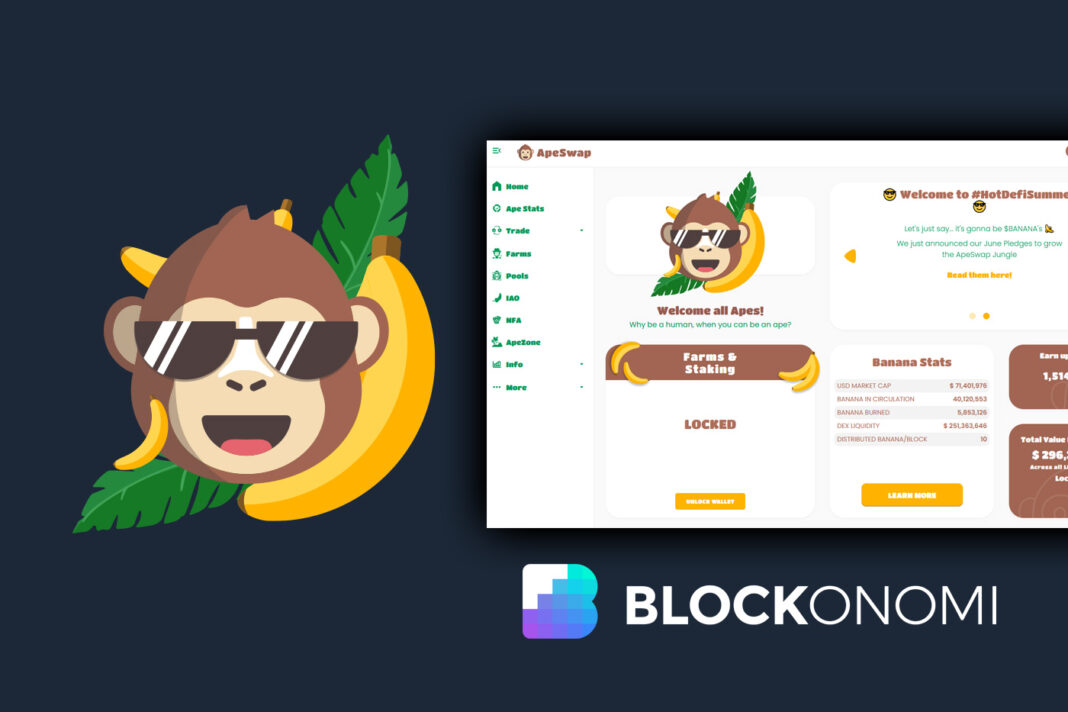 ApeSwap: The Ultimate DEX for the Binance Smart Chain ecosystem