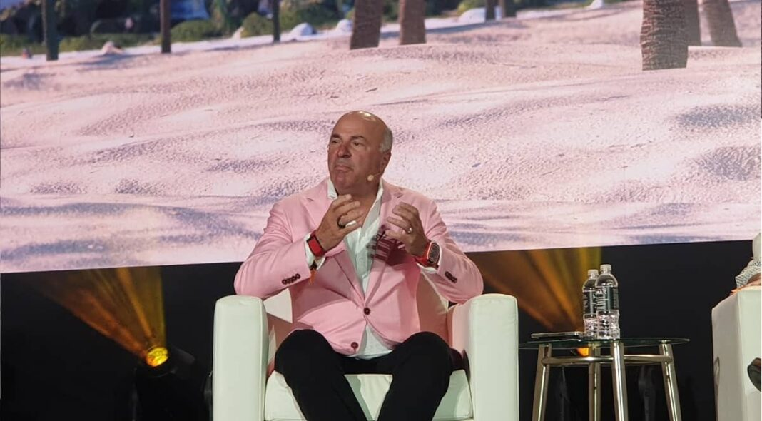 Kevin O'Leary: Nothing Will Replace Bitcoin (Exclusive Interview)