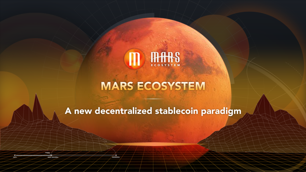 Mars Ecosystem - A new decentralized stablecoin paradigm