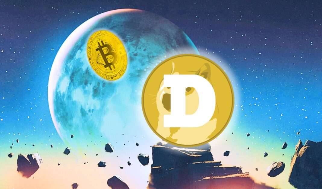 New Crypto Space Race: BitMEX Vows Bitcoin Will Beat Dogecoin to the Moon | The Daily Hodl