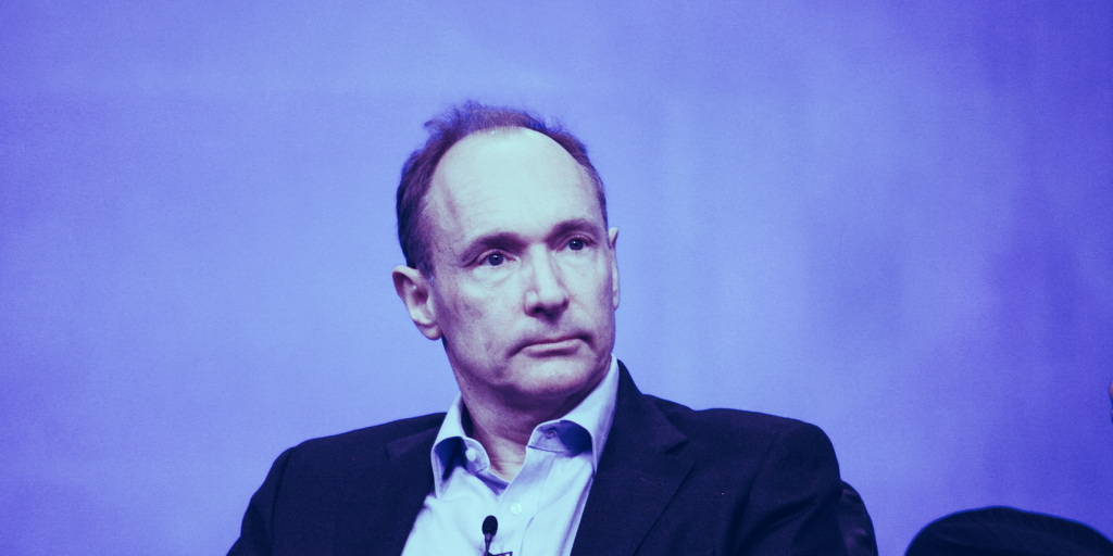 An Error in Tim Berners-Lee's $5.4m Ethereum NFT Could Increase its Value - Decrypt
